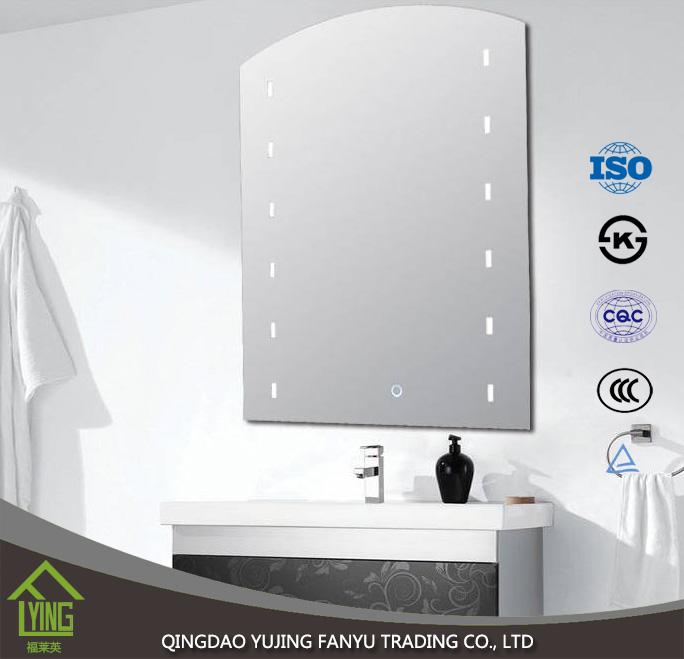 유럽-스타일 현대 홈 거울 가구 유리 욕실 거울 led 빛 - 거울 제조 ...