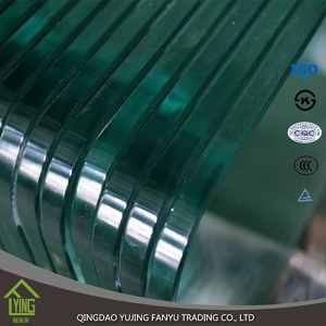 12mm toughened glass for counter top and tables