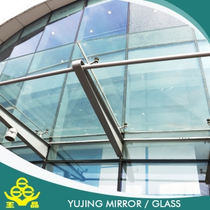 2mm -19mm tempered glass block for building decorative glass block