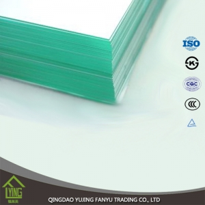 3-15mm tempered glass / toughened glass factory in China
