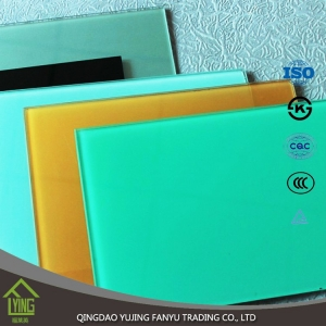 3mm 4mm 5mm 6mm 8mm 10mm F-Green colored tinted building glass Smart tinting glass from china
