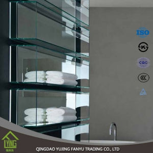 3mm 4mm 5mm cabinet glass Display showcase glass