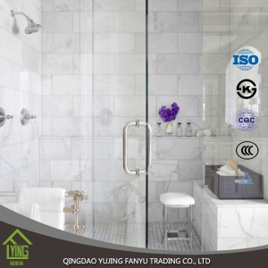 3mm Tempered Glass for shower room