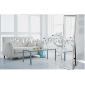 China beautiful mirror full length tempered glass dressing mirror