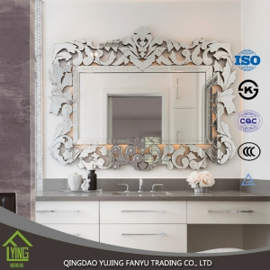 Excellent designed european style vanity decorative wall mirrors
