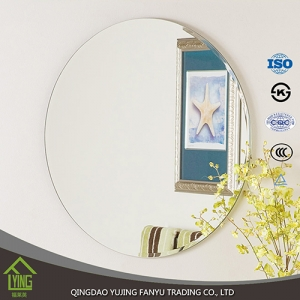 Excellent economical 3mm 4mm 5mm 6mm 8mm 10mm Oval Bathroom Silver Mirror