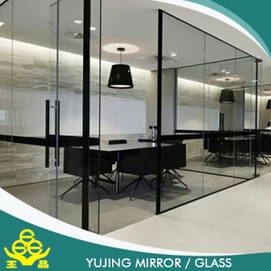 Excellent quality 6mm 8mm 10mm toughened glass for furniture and building industry