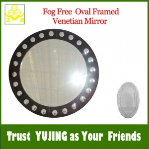 Factory Manufacturing 1.8 mm aluminum mirror Modern bathroom Mirror