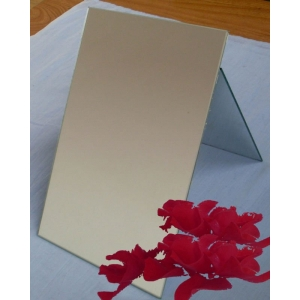 Factory manufacturing 1.5mm aluminum coated mirror