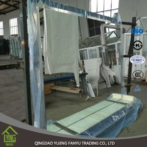 Factory manufacturing large silver mirror with high quality and low price