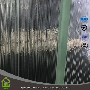 High quality 8mm full length Aluminum mirror glass sheet with competitive price