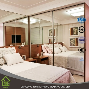 Hot sale several kinds of frameless mirror,silver mirror,aluminum mirror
