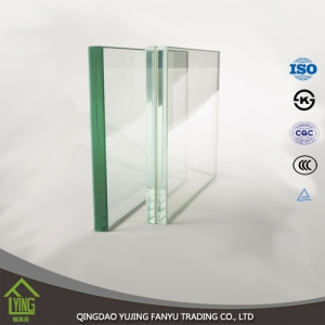 Hot sales 6mm float glass for constructuion