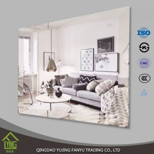 Hot sales aluminum framed mirror for decorative