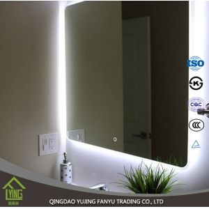 Hot selling beauty bathroom led vanity mirror with lights for Modern bathroom mirrors for sale