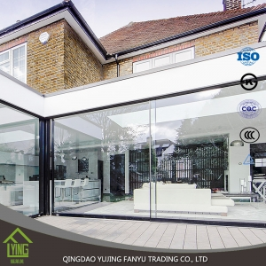 Wholesale customize size tempered building glass with good price