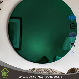 decorative Colored Mirror tinted glass 3/4/5/6mm thickness with single paint