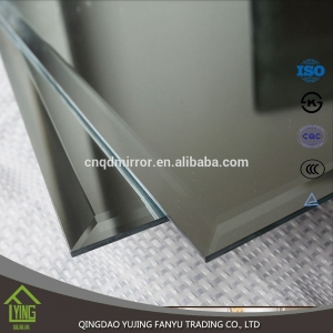 polished edges Processing Mirror,aluminum mirror of hi-quality for hotel