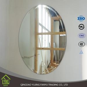 라운드 비스듬한 거울 중국 장식 벽 거울 - 거울 제조업체 중국 ...