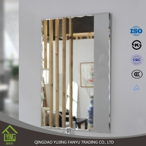 supplying 2mm,3mm,4mm,5mm,6mm,8mm,beveled shape Bathroom Mirror