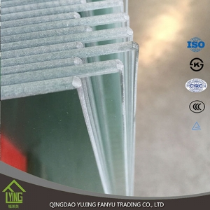wholesale China factory 3-12mm tempered glass