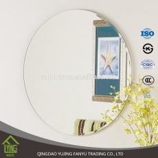 China 1.8mm 3mm 4mm black back outlet decorative Processing mirror price fabriek