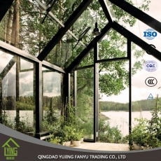 China 8mm clear laminated glass for building roofs