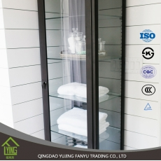 China Factory Hot Sales alle Arten von Frameless Standard Größe Clear float Glass-Fabrik