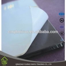 China Supplying 2mm safety mirror with cat i/cat ii backing film fabriek