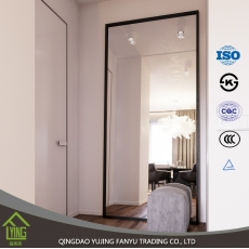 China Hot sale oversize wall mirror with CE certificate factory