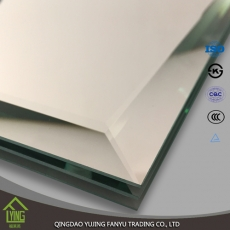 China beveled edge mirror tile 12x12 wholesale factory