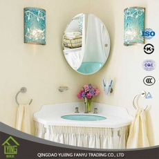 China cosmetic mirror aluminum mirror supplier bathroom mirror bathroom Mirror factory