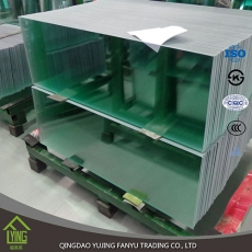 China hochwertiges Clear Float Glas-Fabrik