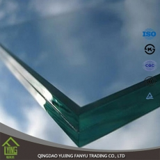 الصين مصنع laminated tempered glass wholesale