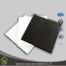 China lead free and copper free silver mirror factory