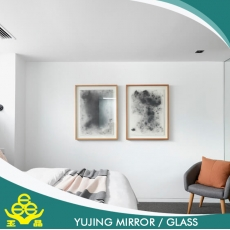 China sheet glass 1mm 1.5mm 1.8mm clear and super clear for picture frame factory