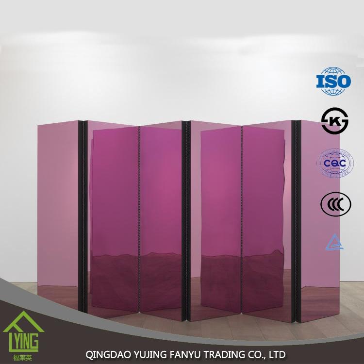 2 m m-10 m m 블루 컬러 거울 / 청동 / 녹색 / 회색 장식 거울 - 거울 ...