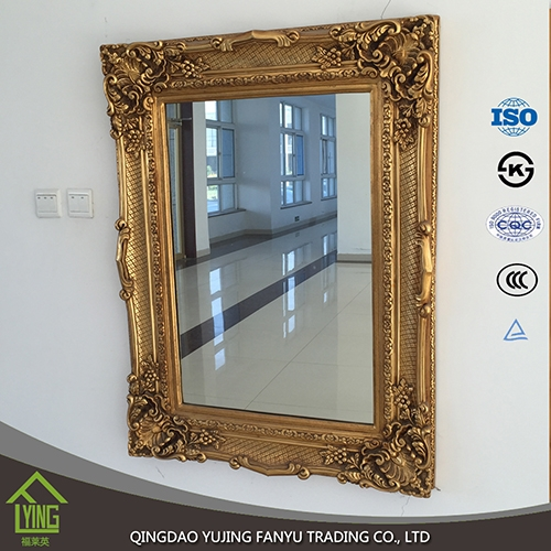 2mm 3mm 4mm cheap silver mirror decorative wall mirror for Inexpensive framed mirrors