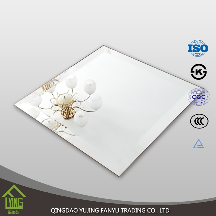 4mm 5mm 6mm Polished Edge Mirrors With Top Quality And Factory Price