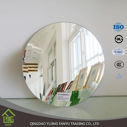 장식 벽 거울 라운드 4mm 경 사진 가장자리 - 거울 제조업체 중국 ...