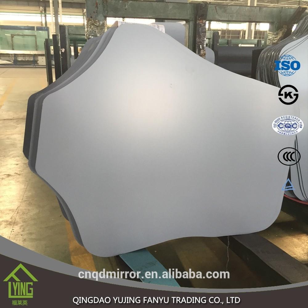 4mm Deeply Processing Mirror Wavy Shaped Mirror Mirror
