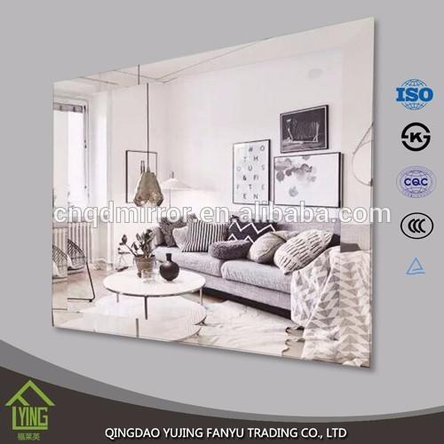 4mm frameless 전체 길이 긴 층 알루미늄 거울 - 거울 제조업체 중국 ...
