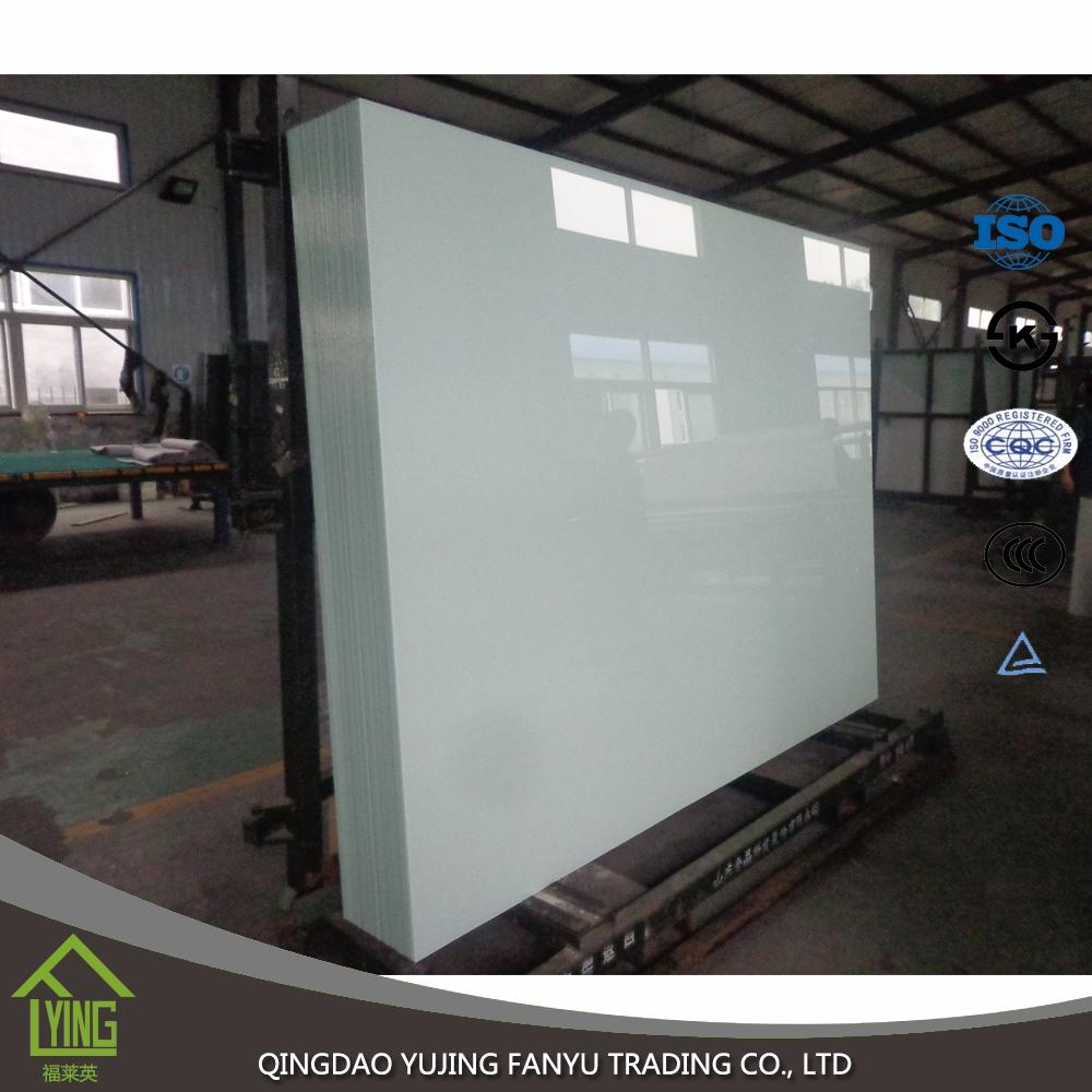 Ultra weiß beschichtetes Glas - Spiegel Hersteller China, Silber ...
