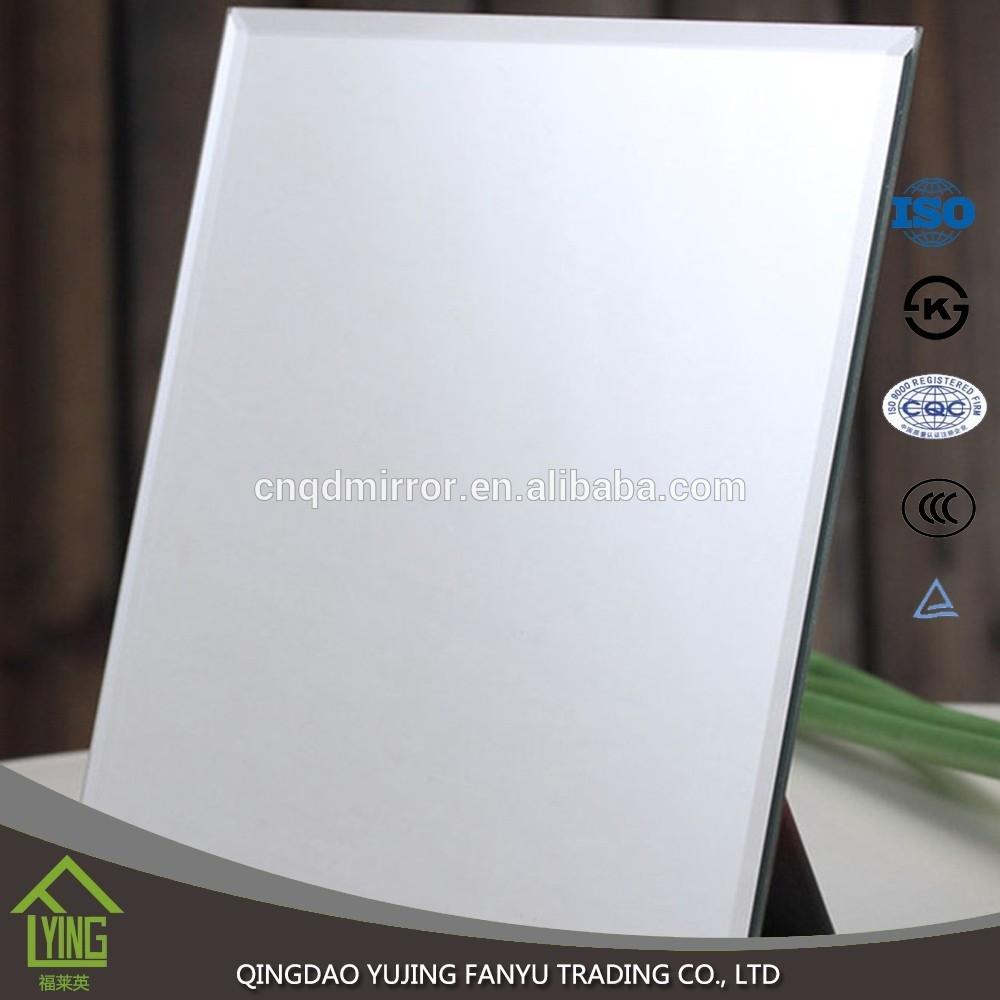 China 4mm Vinyl unterstützt Spiegel mit PE-Folie für Möbel - Spiegel ...