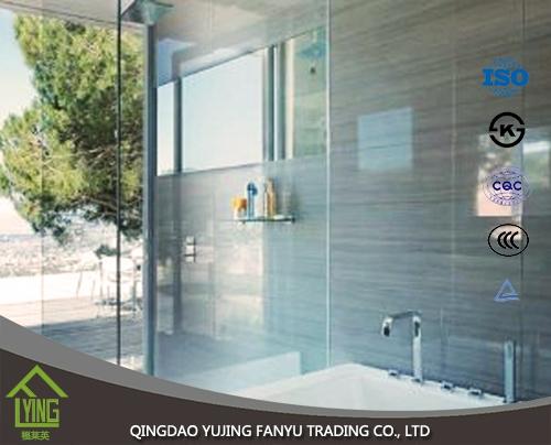... Hot Sale 4mm 5mm 6mm 8mm 10mm 12mm Tempered Glass Shower Wall Panels  Glass Manufacturer ...