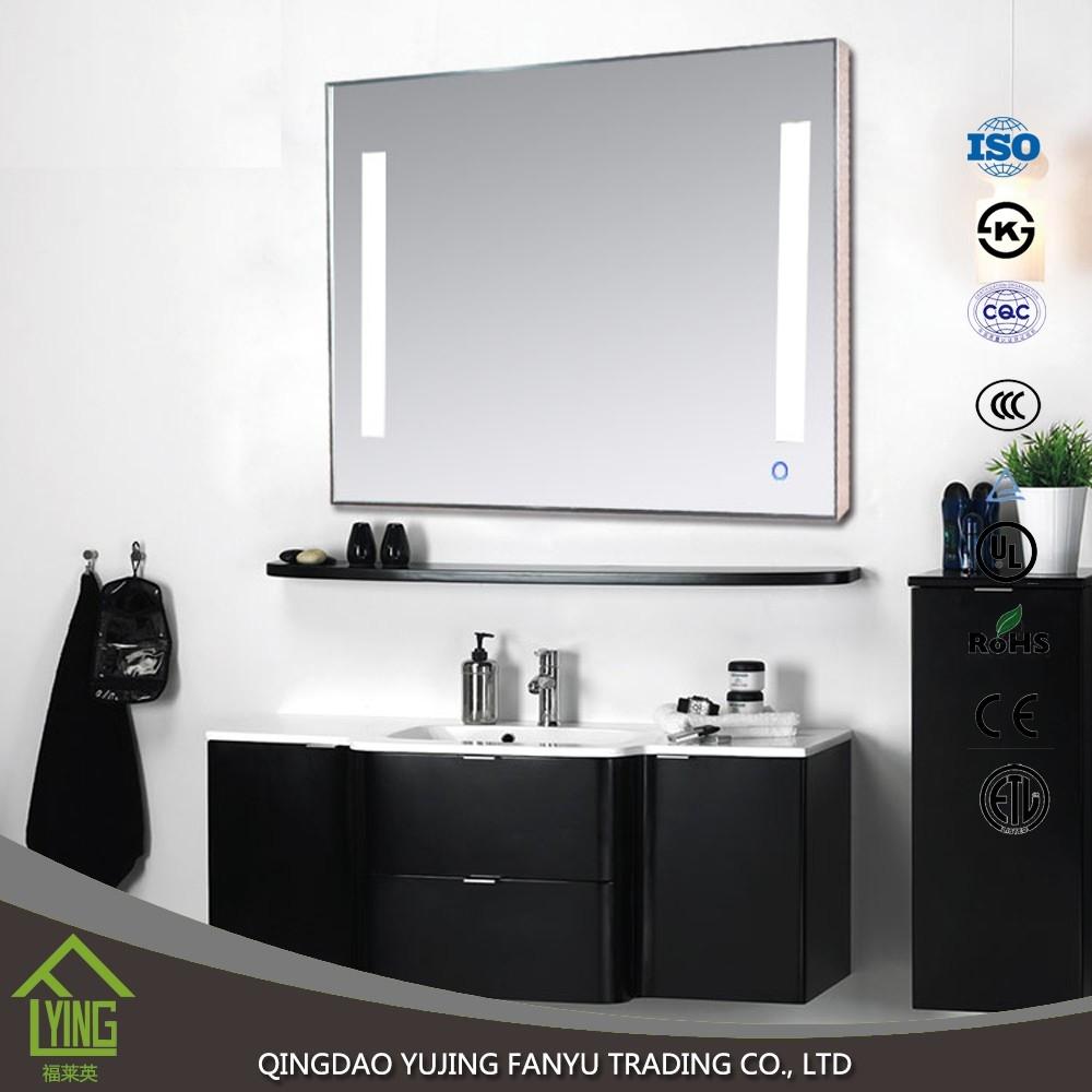 LED bathroom mirror hotel backlit mirror - Mirror Manufacturer China ...