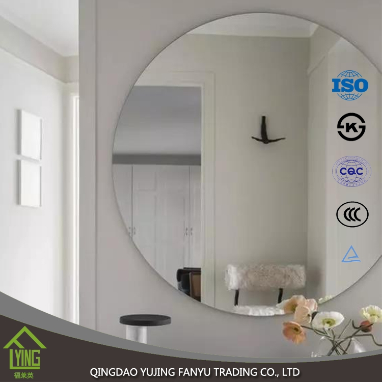 Safety Mirrors For Bathrooms: Safety Mirror 6mm Clear Float Glass Mirror Pieces For