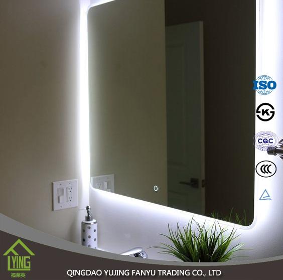 Wholesale Bulk Glitter Bathroom Mirrors Type Decorative Mirror With ...