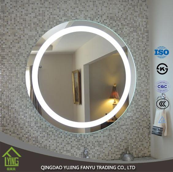 Wholesale LED Bathroom Lighting Mirrors For High Class Apartment - Wholesale bathroom lighting