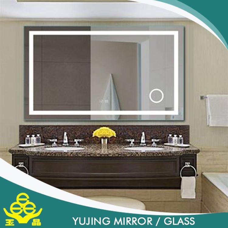 Battery Led Light Bathroom Mirror 2mm